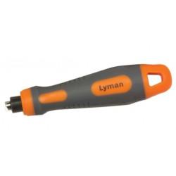 Lyman kalibr (fréza) malých pistolových a puškových zápalkových lůžek