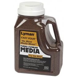 Lyman čistící médium - ořechová směs 3,17kg
