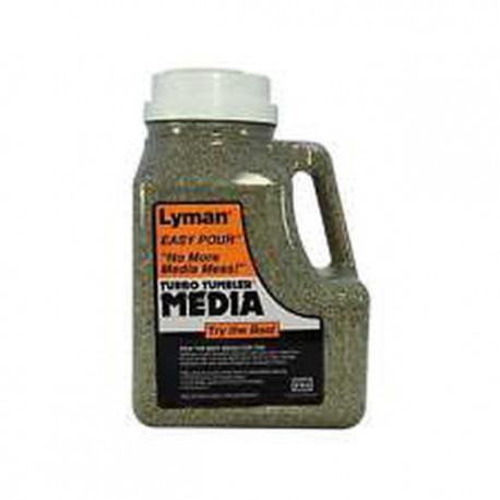 Lyman čistící médium - kukuřičná směs s abrazivem 2,7kg