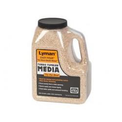 Lyman čistící médium - kukuřičná směs bez abraziva 2,7kg