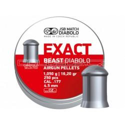 JBS Exact Beast - 4,52mm