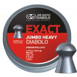 JBS Exact Jumbo Heavy - 5,52mm