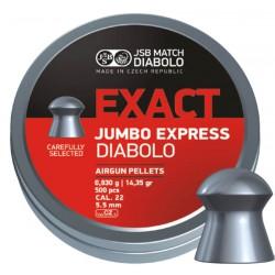 JBS Jumbo Express - 5,52mm