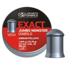JBS Jumbo Monster - 5,52mm