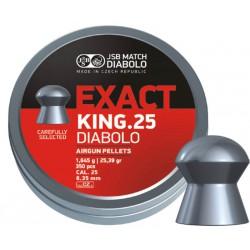 JBS Exact King - 6,35mm-350