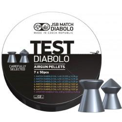 JBS Match Diabolo Test (puška) - 4,5mm