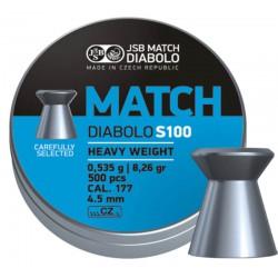 JBS Match S100 - 4,5mm