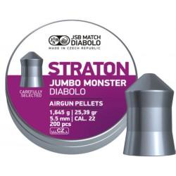 JBS Straton Jumbo Monster - 5,5mm