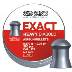 JBS Exact Heavy - 4,52mm