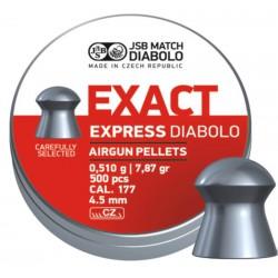 JBS Exact Express - 4,52mm