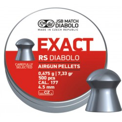 JBS Exact RS - 4,52mm