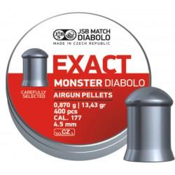 JBS Exact Monster - 4,52mm