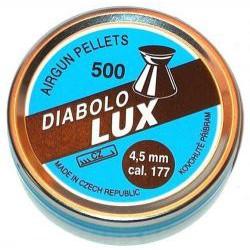 Příbram Lux 500 - 4,5mm