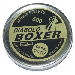 Příbram Boxer 500 - 4,5mm
