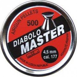 Příbram Master 500 - 4,5mm