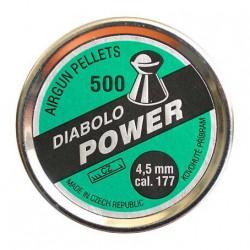 Příbram Power 500 - 4,5mm