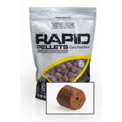 Mivardi Pelety Rapid Extreme - Spiced Protein 1 kg