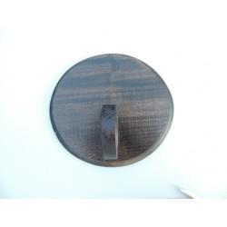 Prelov štítek divočák frézovaný malý - 18x19cm