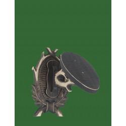 Prelov štítek muflon - 21x31cm