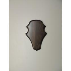 Prelov štítek srnec frézovaný malý - 15x21,5cm