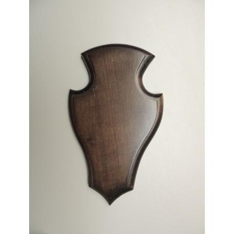 Prelov štítek daněk frézovaný  - 21x36,5cm