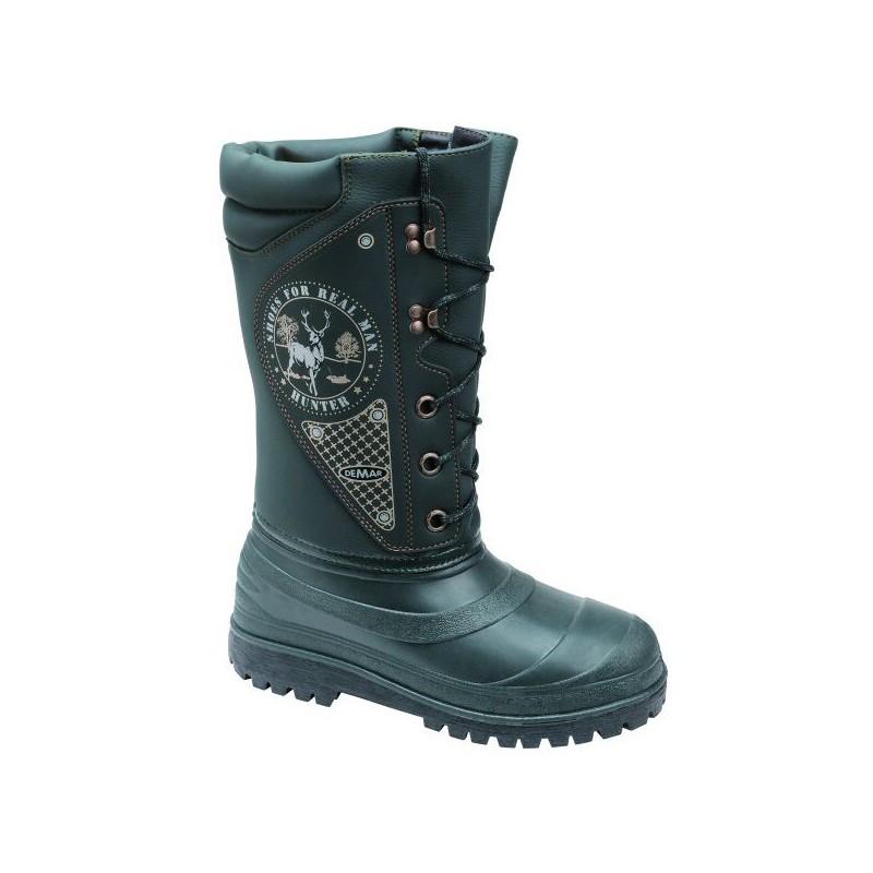 Demar myslivecká zimní obuv HUNTER SPECIAL 3801 zelená - ZbraněRyby.cz 19b02224d1