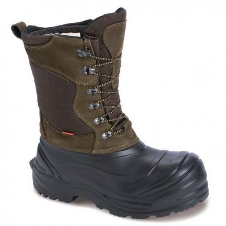 Demar myslivecké zimní boty YETTI PRO 3850 hnědé