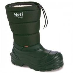 Demar lovecká zimní obuv YETTI CLASSIC 3870 zelená