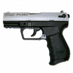 Walther PK380 nikl