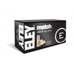 Eley .22LR Match