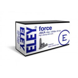 Eley .22LR Force