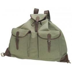 Lovecký ruksak 6B/2 - lovecká plachtovina, 2 kapsy