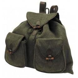 Lovecký ruksak 7D - loden, lovecká zeleň