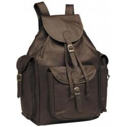 Sportovní ruksak 5A - vepřová kůže