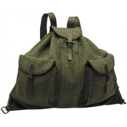 Lovecký ruksak 6D - loden, lovecká zeleň - 3 kapsy