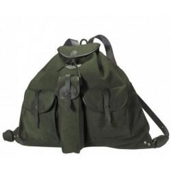 Lovecký ruksak 14D - loden, lovecká zeleň (nehlučné provedení)