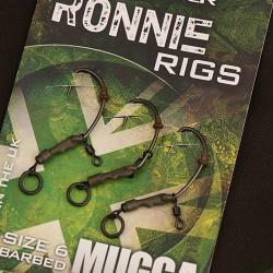 Montáž Ronnie Rig bez protihrotu