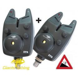 Hlásič Bite Alarm STR ( 12V Baterie) AKCE 1+1!