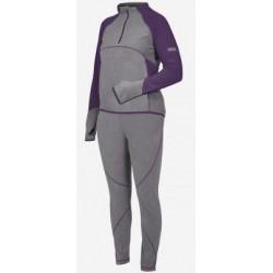 Norfin Performance Purple dámské termoprádlo