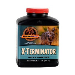 Ramshot X-Terminator - puškový