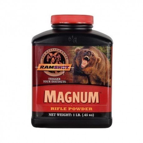 Ramshot Magnum - puškový