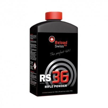 Reload Swiss RS36 - puškový