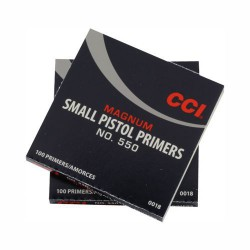 CCI zápalka 550 Magnum 4,4 SPM