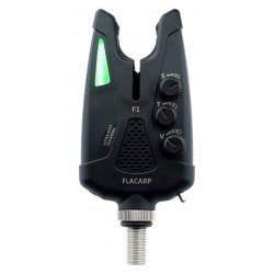 Hlásiče FLACARP - Hlásič F1 s RGB diodou a vysílačem signálu