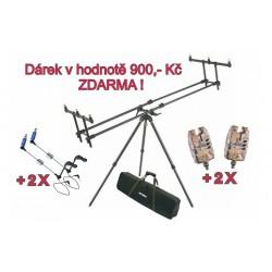 MivardiTripod Premium + ZDARMA 2 x Sounder Easy a 2 x SWINGARM Easy