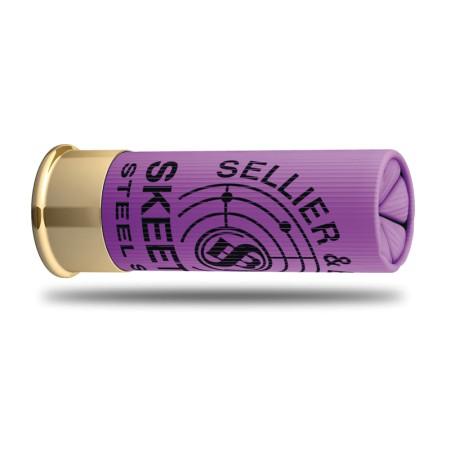 S&B 12x70 Skeet 28 Steel Shot